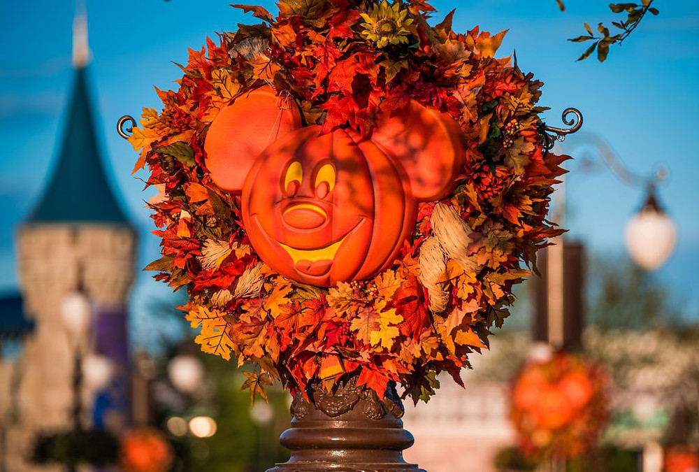 Celebrate the Fall and Holiday Season  with Special Offers at Walt Disney World
