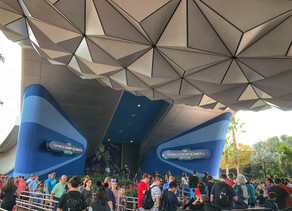 Spaceship Earth Will Be Open on July 15 - Refurbishment Delayed