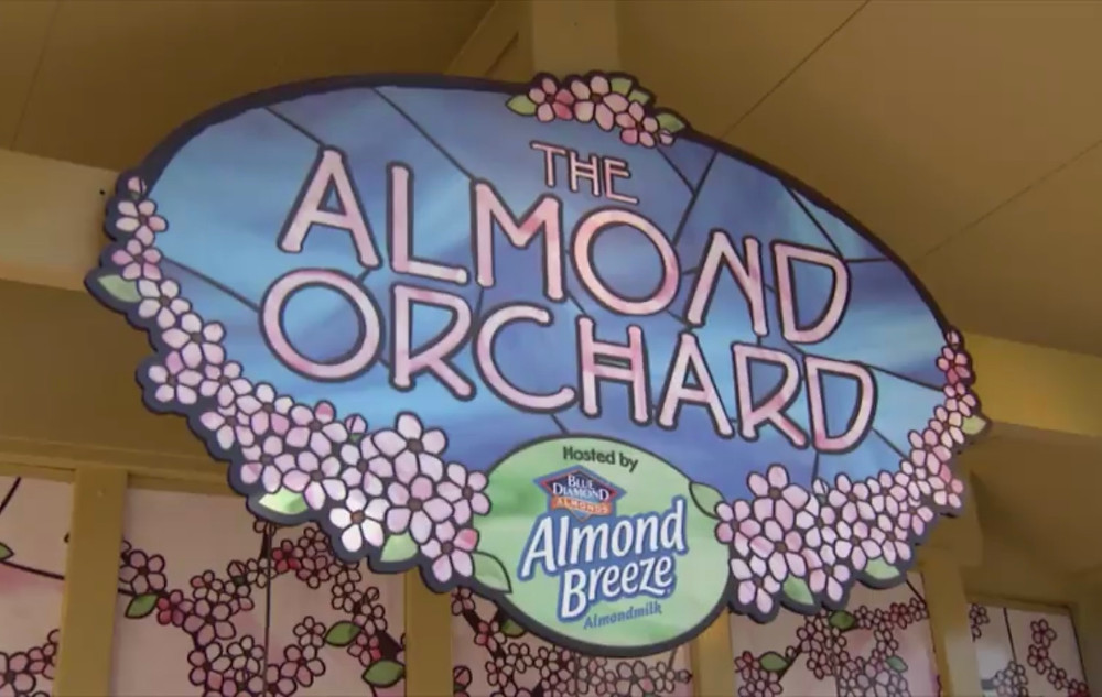 Epcot Food & Wine Festival, Almond Orchard