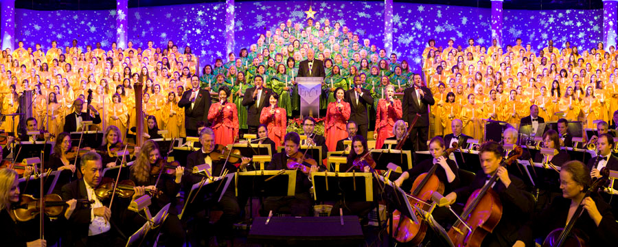 Four New Candlelight Processional Narrators Announced