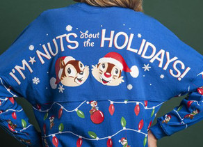 New Epcot Festival of the Holidays Merchandise Released!