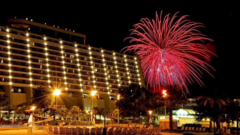 Disney Contemporary New Year's Celebration
