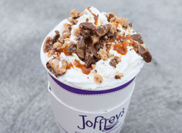 Must Try: New Toffee Flight Latte from Joffrey's