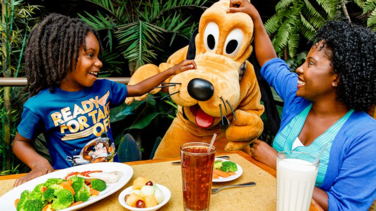 New Disney Dining Plan Option Announced Today!