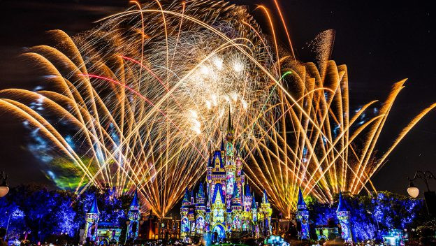 Watch the 'Happily Ever After' Fireworks Tonight