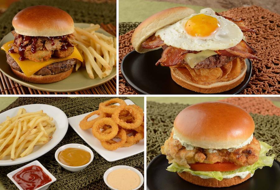 A New Dino-riffic Burgers and Sundaes Dinner Coming to Restaurantosaurus at Disney's Animal Kingdom