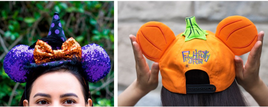 New Halloween Merchandise Materializes at Disney Parks