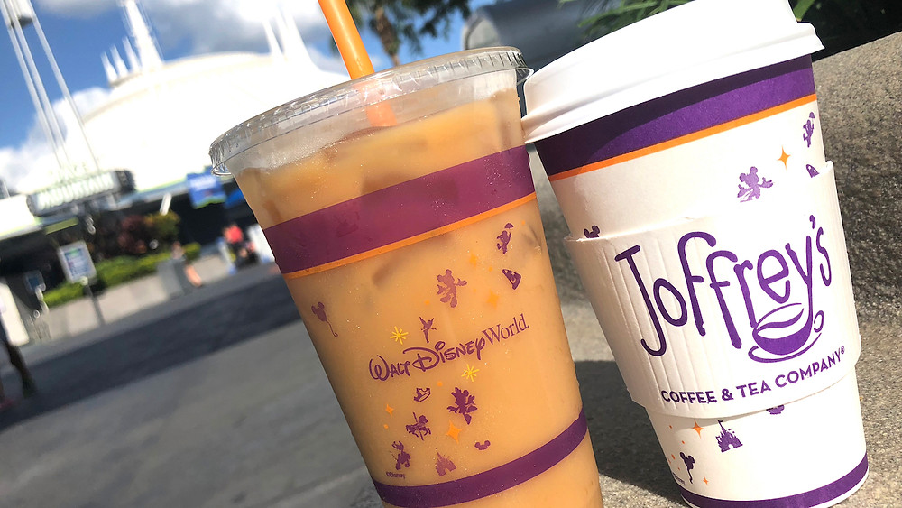 Celebrate National Coffee Day with Joffrey's at Walt Disney World