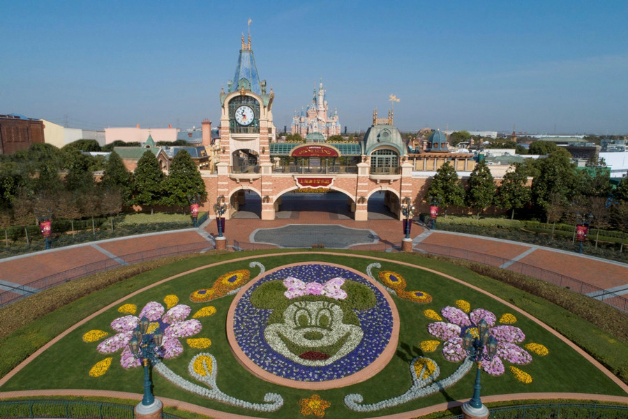 Shanghai Disneyland to Operate with Additional Procedures and Controlled Capacity