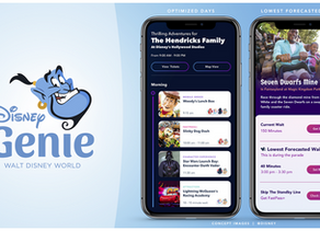 A New Digital Offering, Disney Genie, Will Enhance the Way You Plan & Experience Walt Disney World