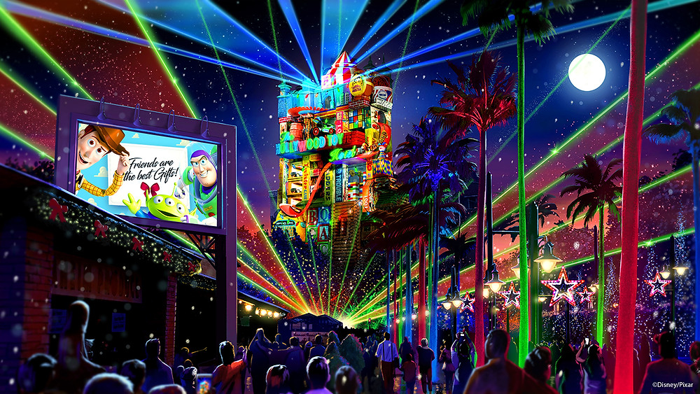 New Holiday Additions for 2018 at Walt  Disney World Resort