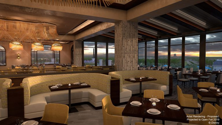 Character Breakfast Revealed for Topolino's Terrace at Disney's Riviera Resort Opening Soon!