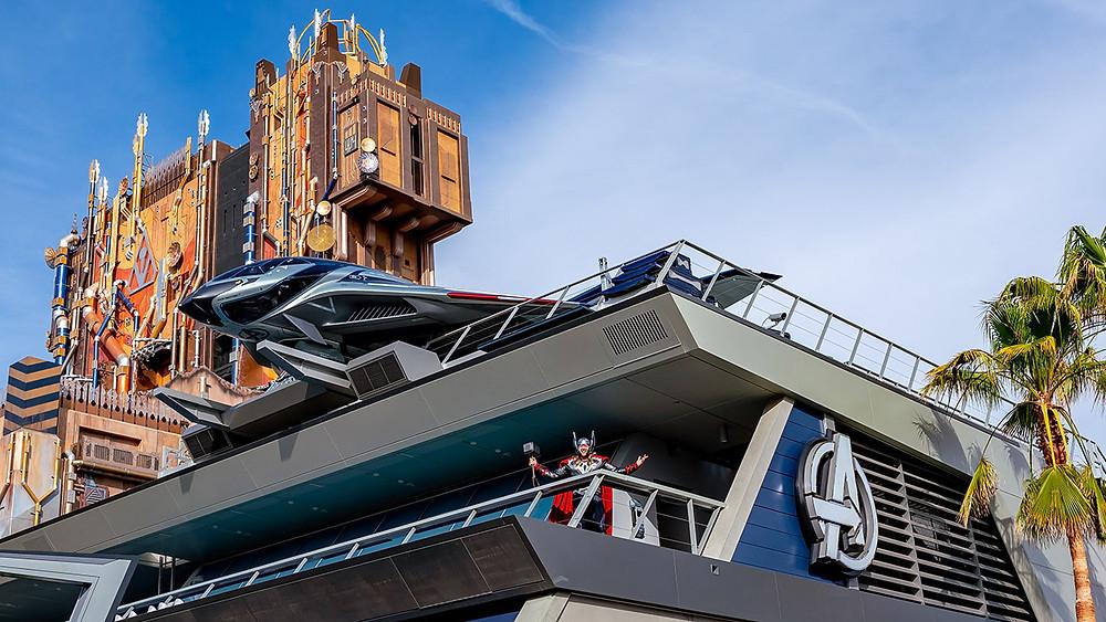 Avengers Campus at Disney California Adventure Park is Open!