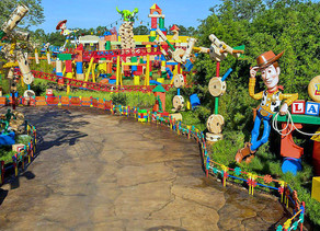 Toy Story Land Celebrates 1-Year Anniversary!!