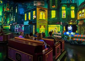 PHOTOS: A Look Inside Mickey & Minnie's Runaway Railway!