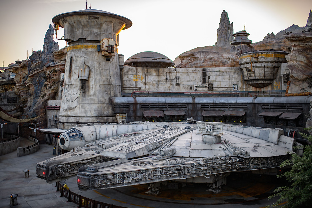 Watch a Live Stream of the 'Star Wars': Galaxy's Edge Dedication Ceremony On August 28!