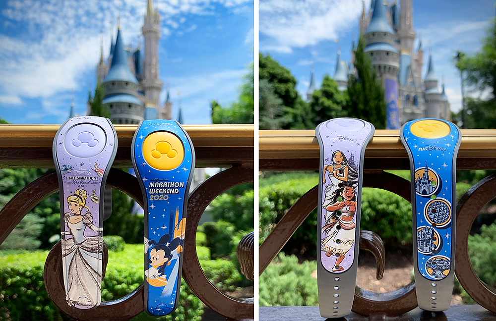 New Limited Edition runDisney MagicBands Available for 2020 Events