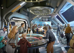 New Images of The Star Wars Resort Planned for Walt Disney World