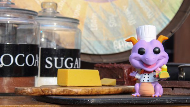 Chef Figment Funko Pop! Vinyl Available on September 28 at the Epcot Food & Wine Festival