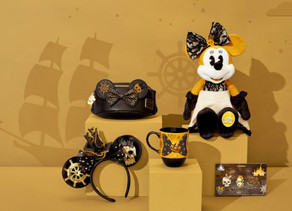 Available Now: Pirates of the Caribbean Themed Minnie Mouse: The Main Attraction Series