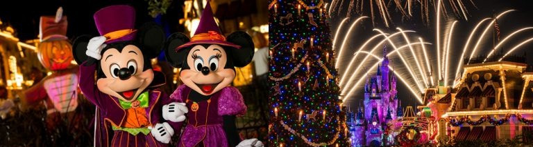 Disney Releases New Holiday Vacation Package Discounts