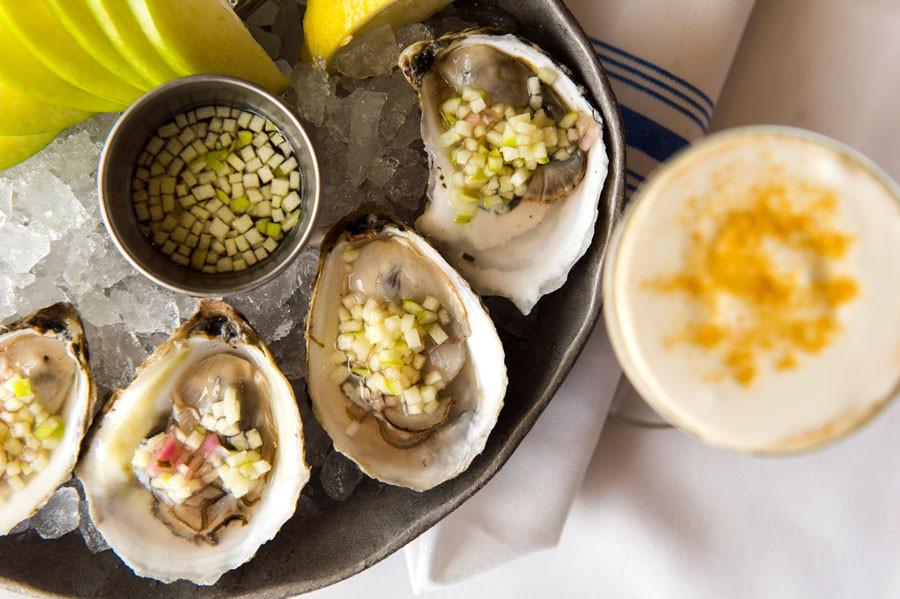 Boathouse WonderFall Lucky Dux Oysters