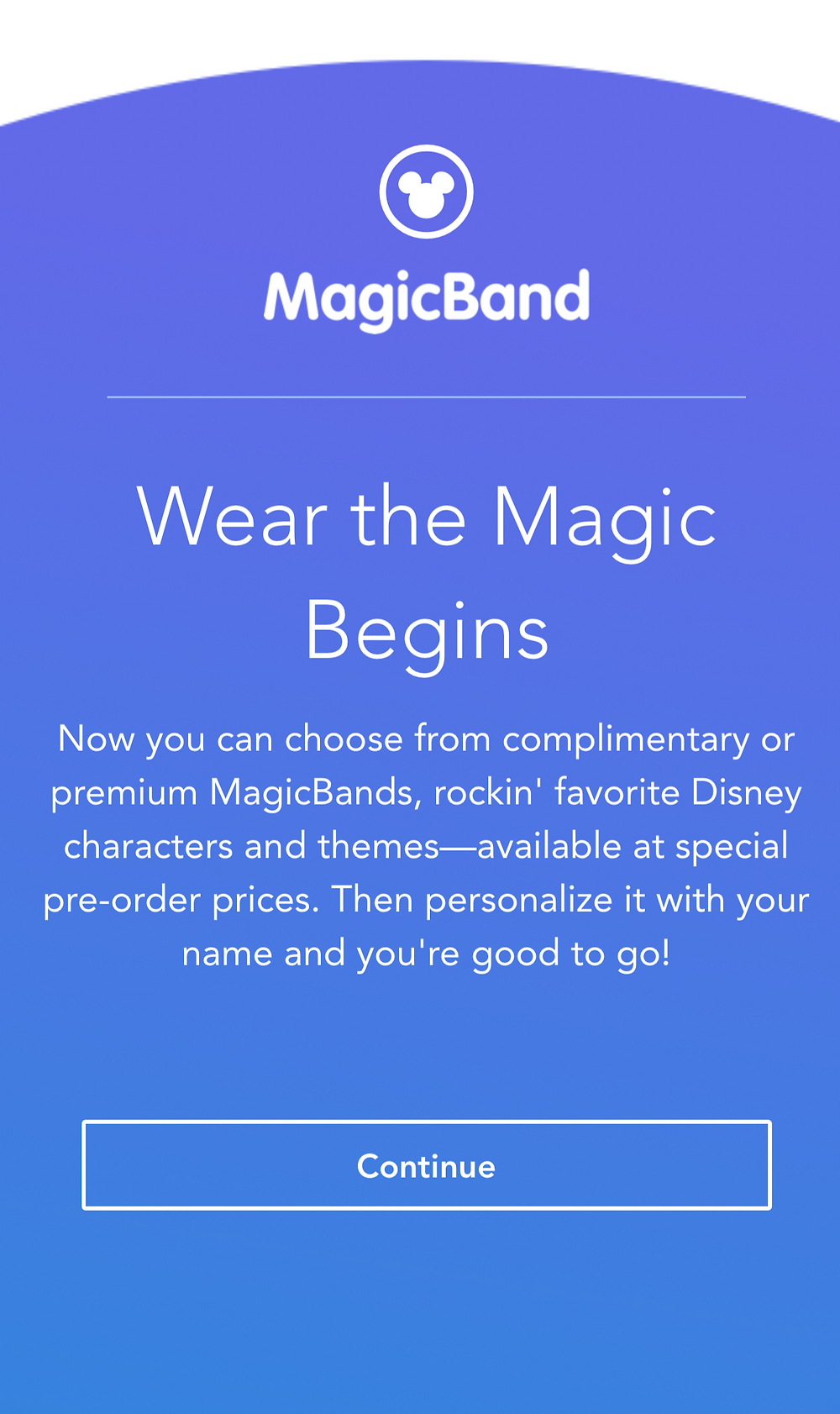 New MagicBand Upgrade Options Available Now at Walt Disney World Resort