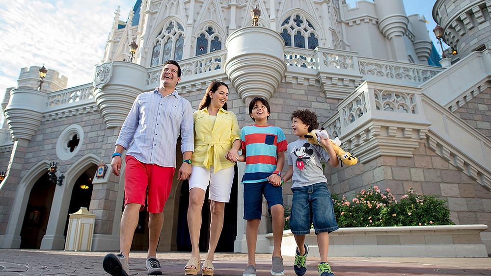 Date-Based Tickets Starts Today at Walt Disney World Resort