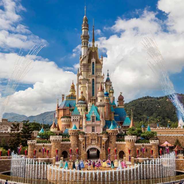 Hong Kong Disneyland Reopening February 19, 2021