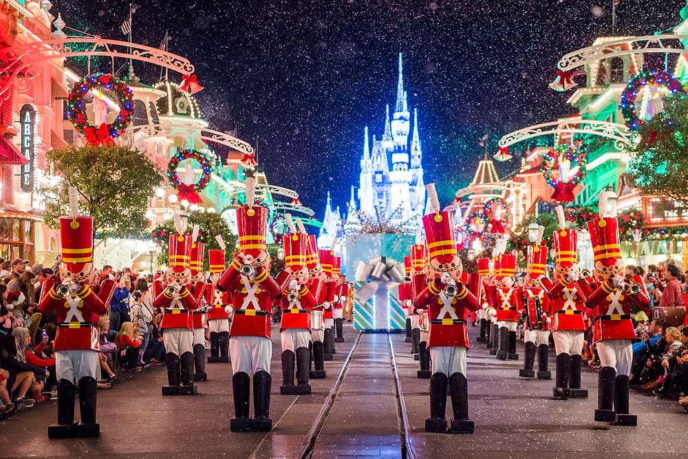 Top Five Must-Do Activities at Mickey's Very Merry Christmas Party