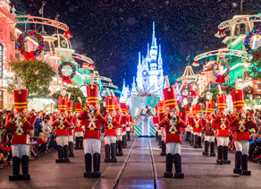 Tickets Now On Sale for Mickey's Very Merry Christmas Party at Magic Kingdom Park