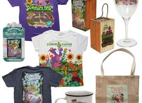 New Merchandise Blooms for 25th Epcot International Flower & Garden Festival