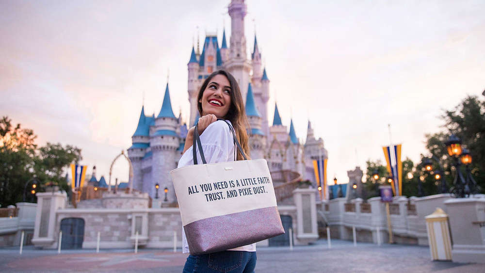 Kate Spade New York + Disney  Collection Coming to Disney Parks This Month