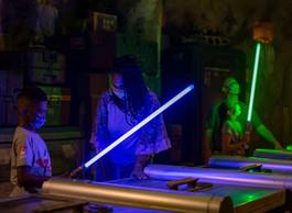 Build Your Own Lightsaber Returns to Savi's Workshop September 20!
