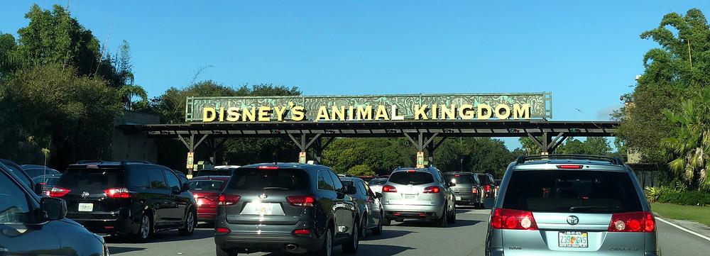 Walt Disney World Theme Park Parking Increase Effective Immediately