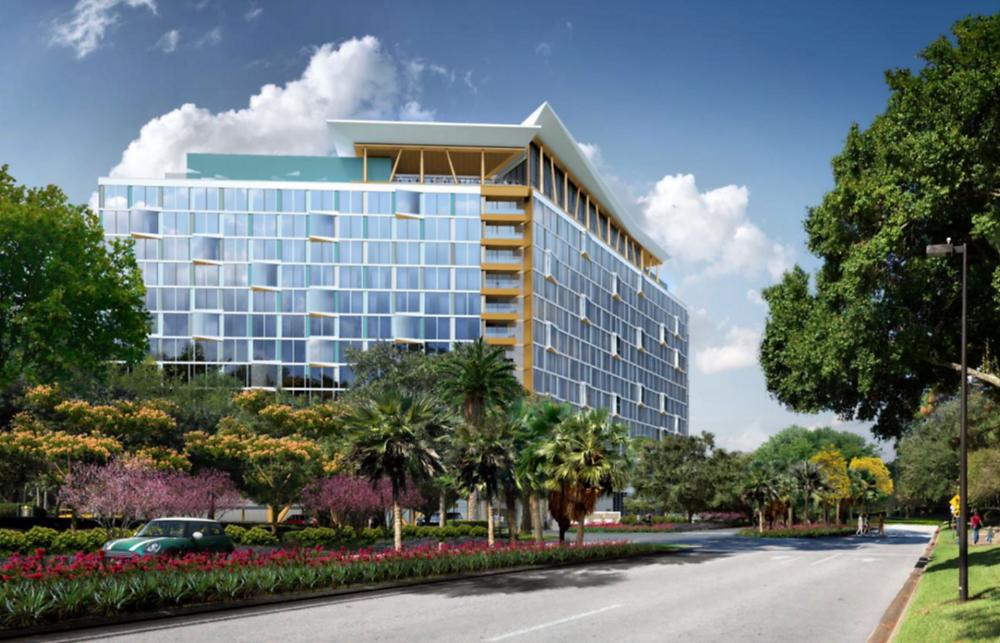 New Hotel Confirmed for Walt Disney World Swan & Dolphin Resort