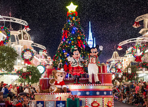 Tony's Most Merriest Town Square Party Returning to Mickey's Very Merry Christmas Party!