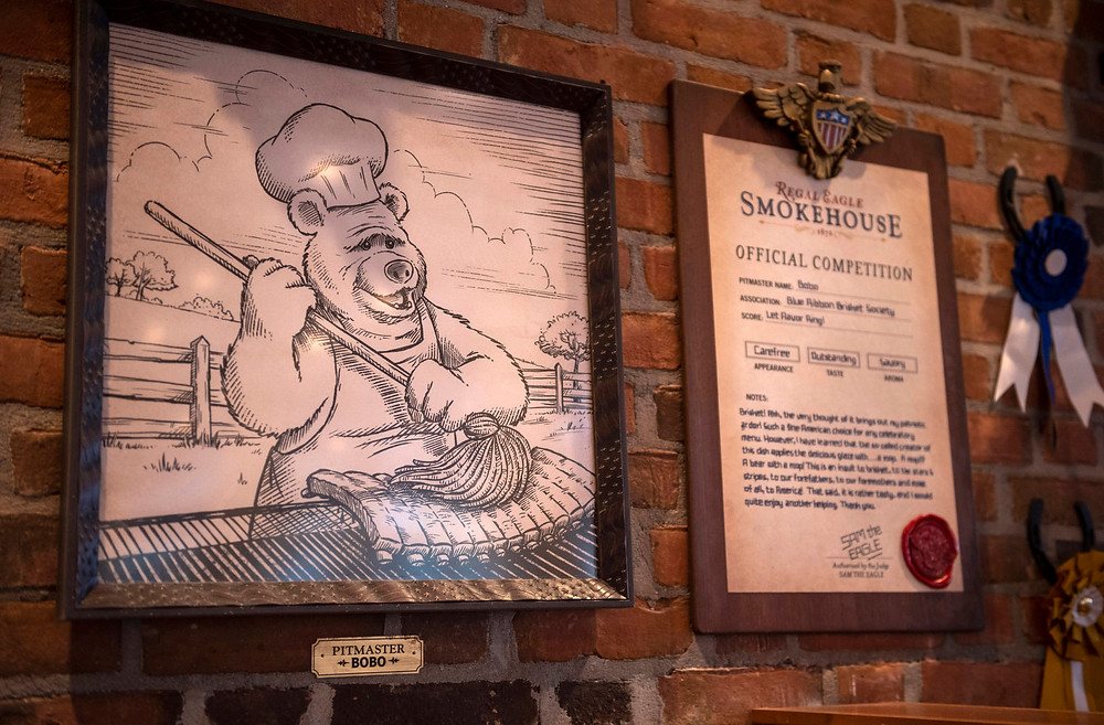 Regal Eagle Smokehouse is Now Open at Epcot!