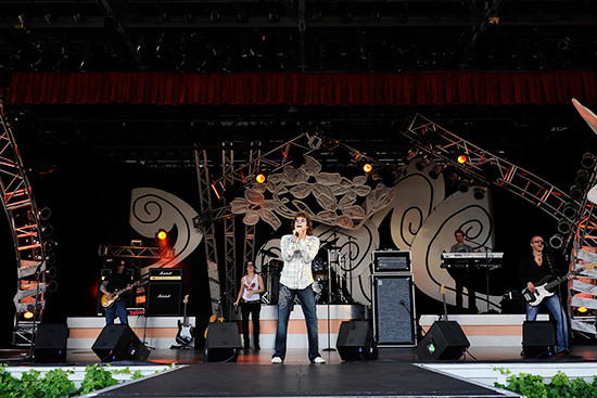 Eat to the Beat Concert Series Serves a Musical Menu of 36 Acts - the Biggest Lineup Ever!