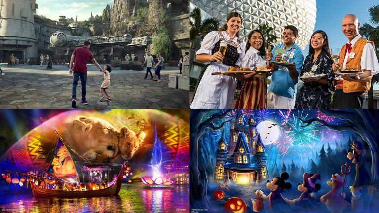 Fall at Walt Disney World is One of the Most Magical Times to Visit