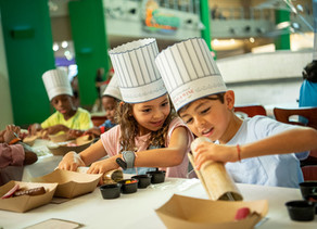 Kid-Friendly Activities at the Epcot International Food & Wine Festival