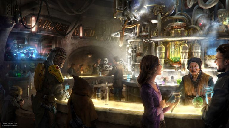 Oga's Cantina Coming to Star Wars: Galaxy's Edge