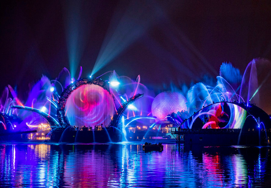 Harmonious to Debut on October 1 at EPCOT!