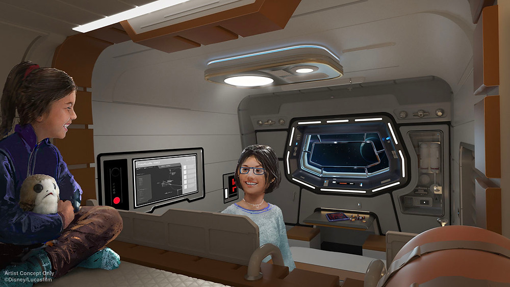 'Star Wars': Galactic Starcruiser