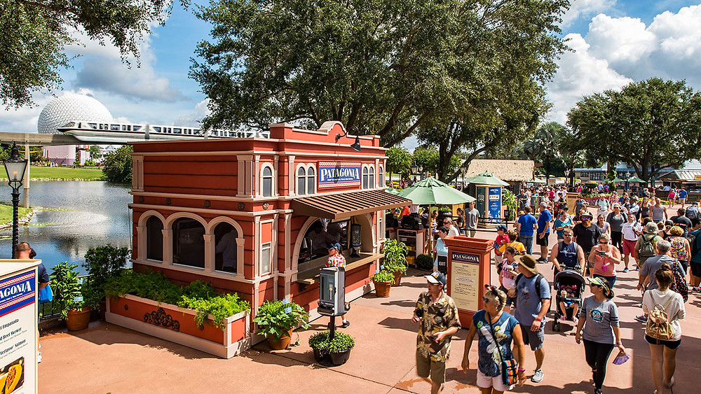 New 2019 Additions for the Epcot International Food & Wine Festival