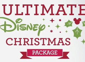 Celebrate the Holidays and Unwrap the Ultimate Disney Christmastime Package
