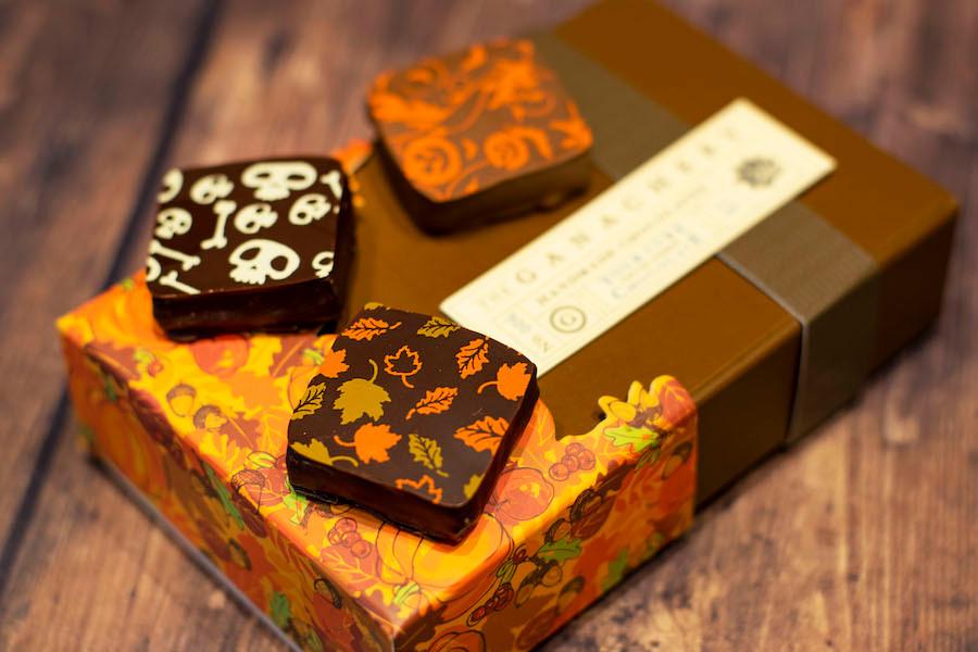 WonderFall The Ganachery Pumpkin Chocolate