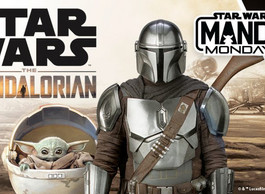 """""""Mando Mondays"""" Program Starts on October 26 That Will Feature Goods Inspired by 'The Mandalorian'"""
