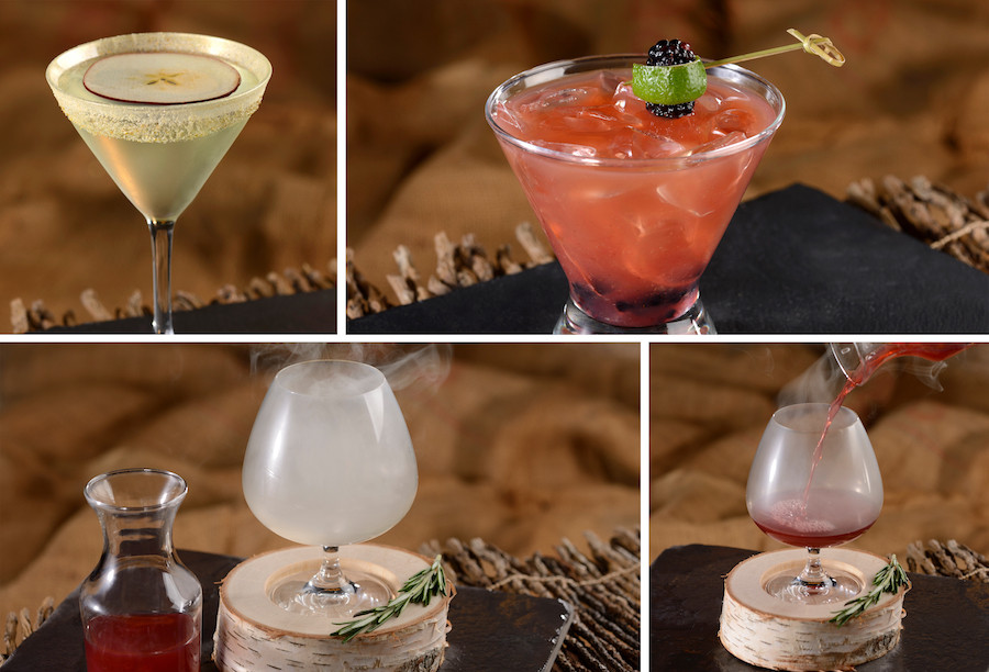 New Storybook Dining at Artist Point - Adult Beverages