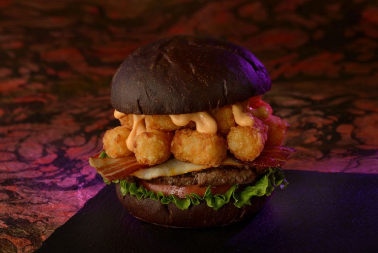 Muenster Smash Burger – Cosmic Ray's Starlight Café